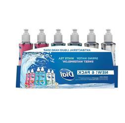 Dial Antibacterial Liquid Hand Soap, Variety Pack