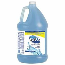 Dial Antimicrobial Liquid Hand Soap, Spring Water, 1 Gallon