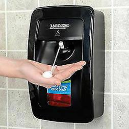 Automatic Dispenser for Foam Hand Soap/Sanitizer - Black