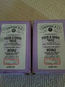 J.R. Watkins Bar Soap - Castile - Lavender - 8 oz