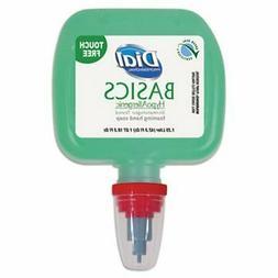 Duo Basics Foaming Hand Soap, Green, 1,250 mL, Cassette Refi