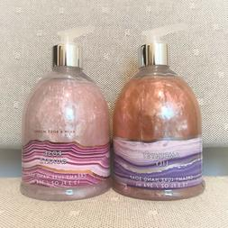 Bath & Body Works 13.3oz. *CREAMY LUXE Hand Soap with Olive