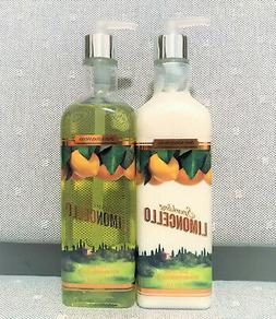 Bath & Body Works 15.5oz. *SPARKLING LIMONCELLO* Hand Soap &