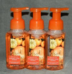 BATH & BODY WORKS 2020 SWEET CINNAMON PUMPKIN FOAMING HAND S