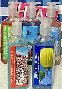 Bath & Body Works Deep Cleansing Hand Soap 8 Oz - YOU CHOOSE