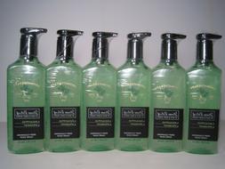 "Bath & Body Works Deep Cleansing Hand Soap X 6 ""Eucalyptus S"