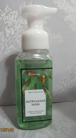 Bath & Body Works EUCALYPTUS MINT GENTLE FOAM HAND SOAP WASH