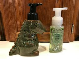 Bath & Body Works Foaming Hand Soap Dinosaur Dispenser Pump