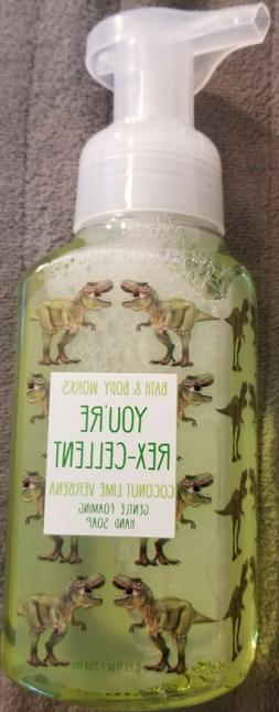 Bath & Body Works Foaming Hand Soap~You're Rex-Cellent~Cocon