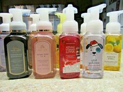 BATH & BODY WORKS GENTLE FOAMING HAND SOAP ASST.-YOU CHOOSE