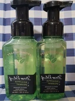 Bath & Body Works Gentle Foaming Hand Soap~ TWO Pack ~U Pick