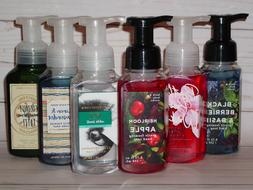 BATH AND BODY WORKS GENTLE FOAMING HAND SOAP ASSORTMENT OF *