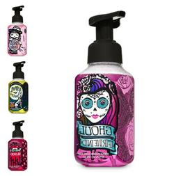 Bath and Body Works Gentle Foaming Hand Soap HALLOWEEN FAVES