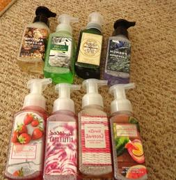 Bath and Body Works Gentle Foaming Liquid Hand Soap 8.75 oz
