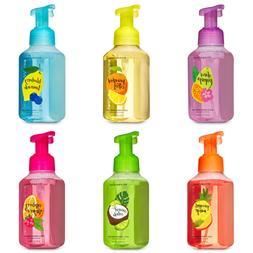 Bath & Body Works Gentle Moisturizing Foaming Hand Soap With