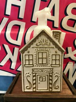 Bath & Body Works Gingerbread House Ceramic Foaming Hand Soa