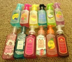 Bath & Body Works Hand Soap Gentle Foaming/Creamy Luxe/Clean