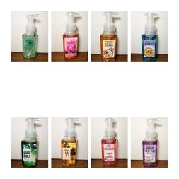 Bath and Body Works Hand Soap Gentle Foaming Cleaning All Ki