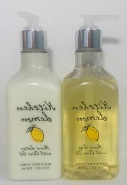 bath and body works kitchen lemon