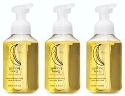 Bath & Body Works PEELING GOOD Gentle Foaming Hand Soap BANA