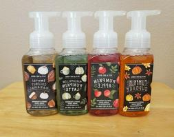 Bath And Body Works Pumpkin Fall 2020 Hand Soap Collection -