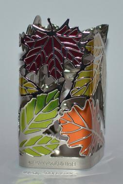 BATH & BODY WORKS TOSSED LEAVES COLORFUL GENTLE FOAMING HAND