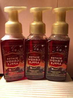 Bath & Body Works WINTER CANDY APPLE Gentle Foaming Hand Soa