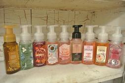 Bath & Bodyworks Gentle Foaming Hand Soap! You choose!