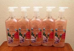 Bath Body Works FRESH SPRING GARDEN 8oz Creamy Luxe Hand Soa