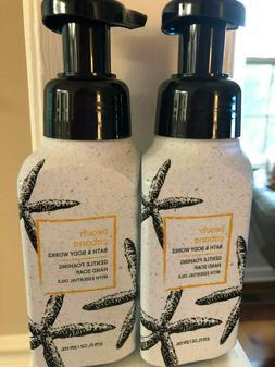 BEACH CABANA  HAND SOAP- GENTLE FOAMING X 2 Bath & Body Work