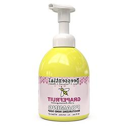 Beessential All Natural Foaming Hand Soap, Grapefruit And Le