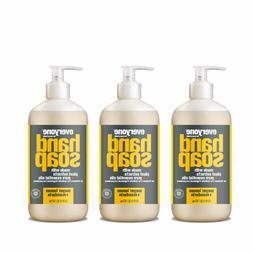 Everyone Hand Soap: Meyer Lemon and Mandarin, 12.75 Ounce, 3