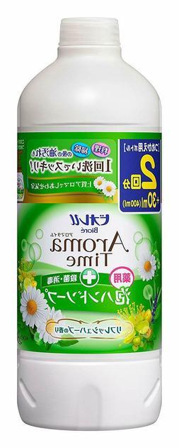 Biore u  hand soap body  400 ml for refilling 400ml ×2 Set