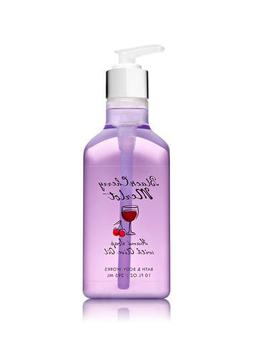 Bath and Body Works 2 Pack Black Cherry Merlot Hand Soap wit