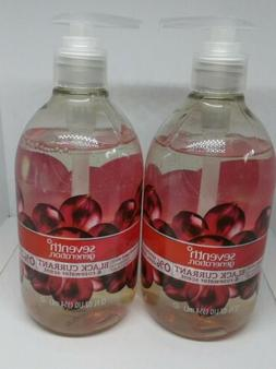 ❤SEVENTH GENERATION BLACK CURRANT AND ROSEWATER HAND SOAP