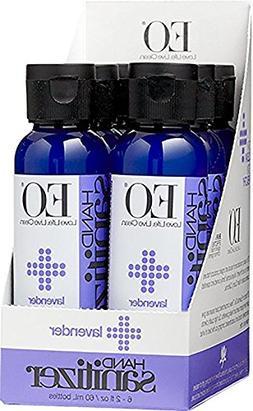botanical hand sanitizer gel