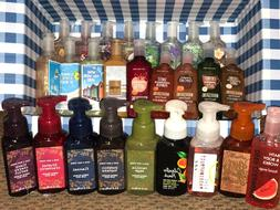 brand new bath and body works hand