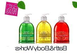 Bath & Body Works Christmas Favorite Decorative Hand Soaps L
