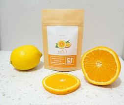 citrus foaming soap tablets 12 count refill