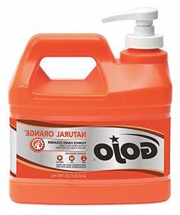 Citrus Hand Soap, 1/2 gal. Pump Bottle, 1EA - 1 Each
