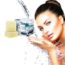 Clean comfortable and oil-removing to prevent acne sea salt