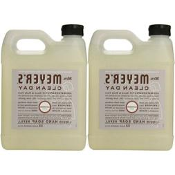 Mrs. Meyers Clean Day Hand Soap Refill, Lavender 33 oz - PAC