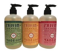 Mrs. Meyer's Clean Day Holiday Hand Soap Bundle  12.5 Ounces