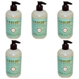 Mrs. Meyer's Clean Day Liquid Hand Soap, Basil, 12.5 oz