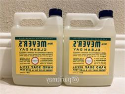 Mrs. Meyers Clean Day Liquid Hand Soap RefillHONEYSUCKLE 3