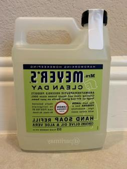 clean day liquid hand soap refill in