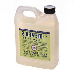 Mrs Meyers Clean Day Soap Refill 33 fl oz Lemon Verbena Hand
