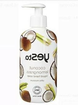 Yes to Coconut & Lemongrass Liquid Hand Soap Ultra Moisture
