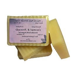 Pure Artisan Soap 11.25 - 12 oz  - Handmade, All Natural, No
