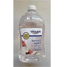 Equate Coconut Ginger Liquid Hand Soap, 56 fl oz